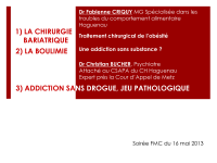 Les addictions sans drogue