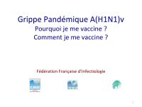 Grippe pandémique