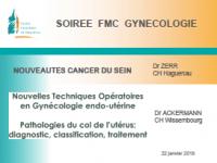 Les avancées chirurgicales 2019 en gynécologie